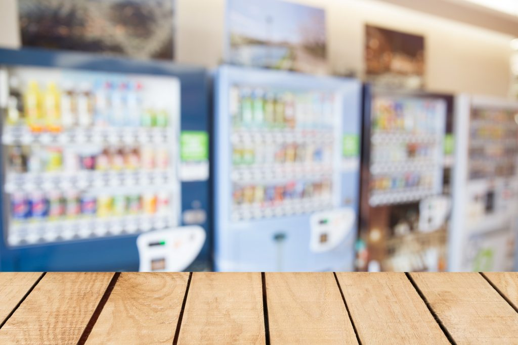 Vending Machines in Orlando and Central Florida