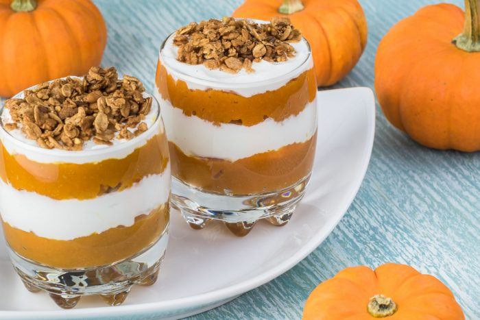 Healthy Pumpkin Snacks in Orlando and Central Florida
