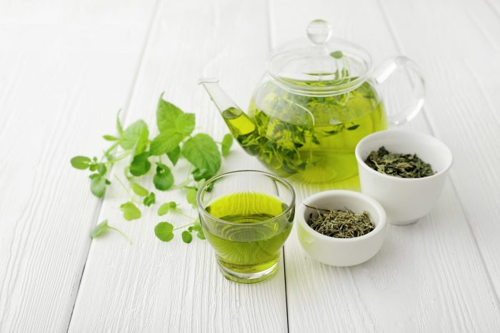 Green Teas in Orlando and Central Florida