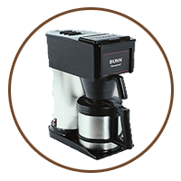 Bunn office coffee equipment