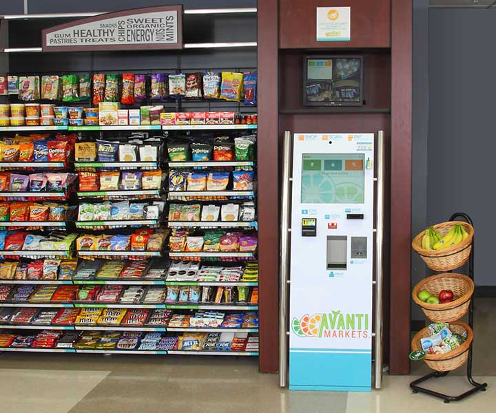 Self-serve micro-markets in Orlando and Central Florida