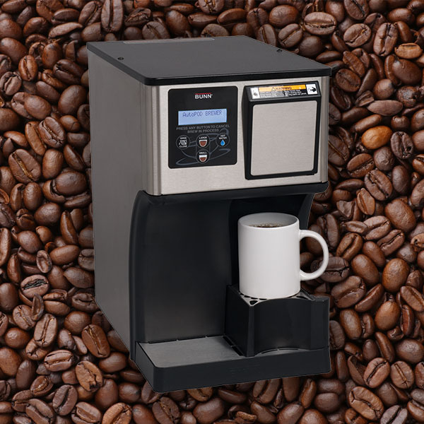 Orlando and Central Florida single cup coffee services